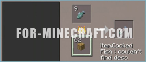 Fishing script for MCPE