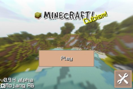 Texture Pack GoodMorningCraft Minecraft Pocket Edition 0.9.5