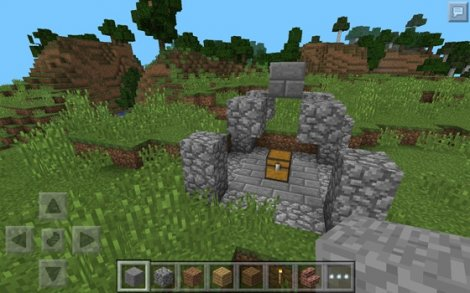 Ruins v.1.3 - the ruins mod for Minecraft Pocket Edition 0.9.5