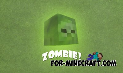 SuperZombie mod for Minecraft PE 0.10.0