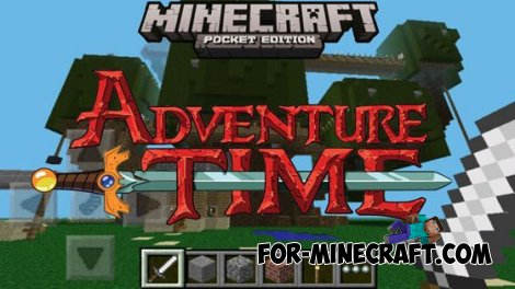The Multiple Adventure map for Minecraft PE 0.10.0