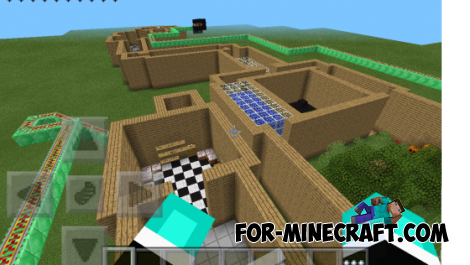 """Run!"" Map for Minecraft Pocket Edition 0.10.0"