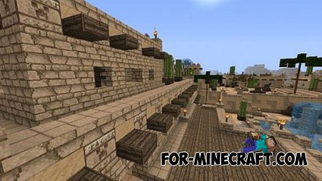 Realm of Idnaya Texture for Minecraft PE 0.10.X