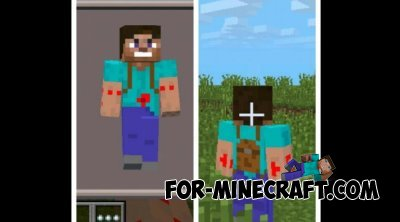 Army mod for Minecraft PE 0.9.5
