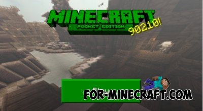 Blizzard's Green Pack for Minecraft PE 0.10.4