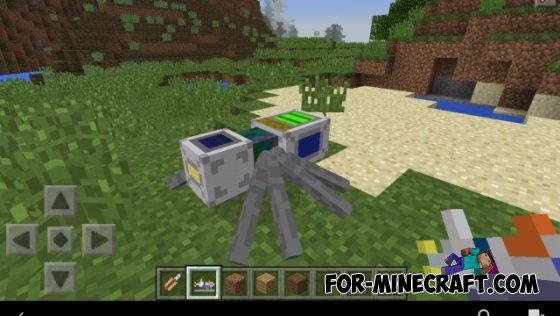 minecraft how to make a smoking car
