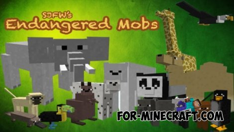 Mo Animals mod for Minecraft Pocket Edition 0.10.5