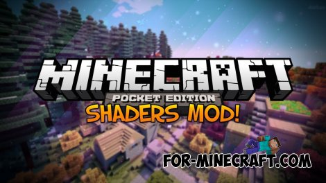 HD Shaders for Minecraft Pocket Edition 0.10.5