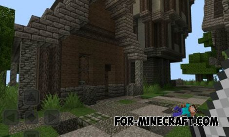 Conquest Texture Pack for MCPE 0.10.4 / 0.10.5