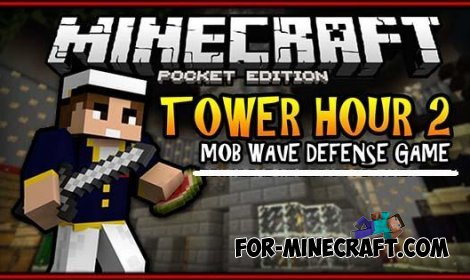 Tower Hour 2 map for MCPE 0.10.5