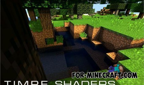 Timre Shaders for Minecraft PE 0.10.5