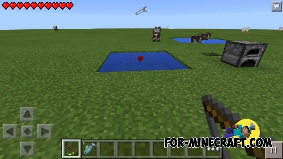 minecraft how to catch fish pe