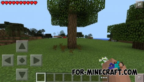 Progressive Survival for Minecraft PE 0.10.5