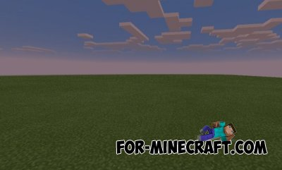 Clear map for Minecraft Pocket Edition 0.10.5