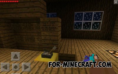 The Quest for Cake map for Minecraft PE 0.10.x
