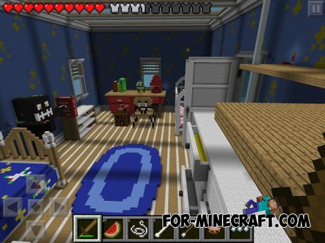 Toy Story map for Minecraft PE
