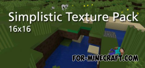 Simplistic Texture Pack for Minecraft PE 0.10.5