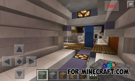 Test map for Minecraft Pocket Edition 0.10.5