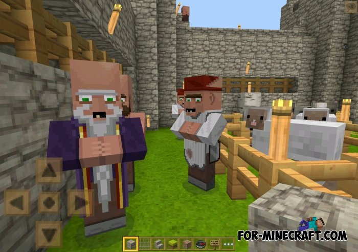 WillPack HD Texture Pack for MCPE 0.10.5 (Android / iOS)