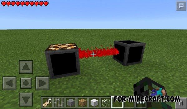Mcpe instant kill mod minecraft