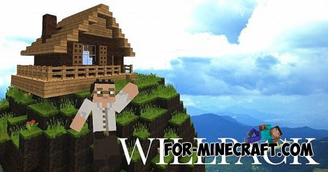 WillPack HD Texture Pack for MCPE 0.10.5 / 0.10.4
