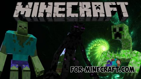 Mutant Creatures Mod for MCPE 0.10.5