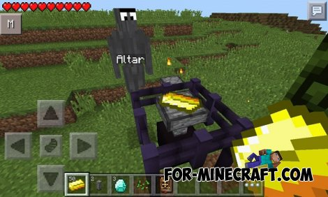 Thaumcraft PE mod 2.0 for MCPE 0.10.5