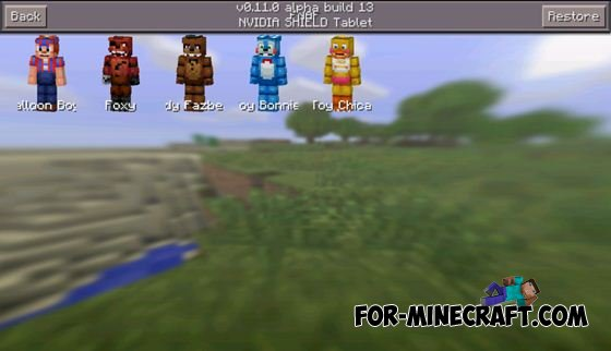 More Skin Packs Mod For MCPE - Skins para minecraft pe 0 15 4