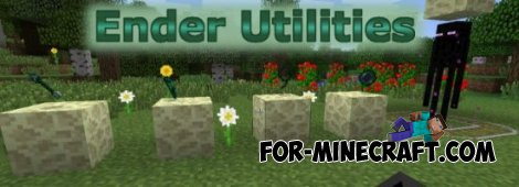 Ender Utilities for Minecraft 1.8