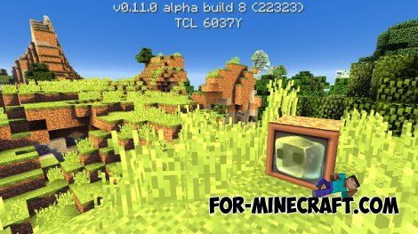 DygersCraft shaders for Minecraft PE 0.11.0 (apk)