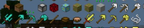 Gamer PvP Texture Pack 0.10.5 / 0.11.0