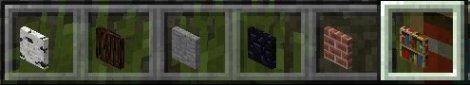 Hidden Doors Mod for Minecraft PE 0.10.5