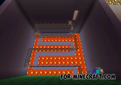 Be A Shepherd map for Minecraft PE 0.10.5 / 0.11.0