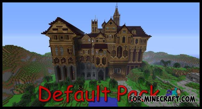 Default Texture 32x For Minecraft 186