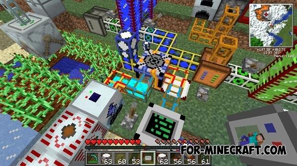 Industrialcraft 2 Mod For Minecraft 1 7 2