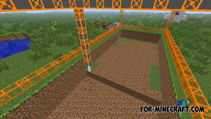 Buildcraft mod for minecraft 1 for Crafting and building 2