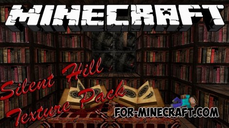 Silent Hills HD Texture for Minecraft 1.8.6