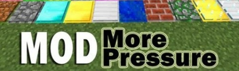 Iron Pressure Plate mod for Minecraft 1.7.10