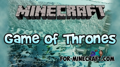 Winterfell Map for Minecraft PE 0.11.1