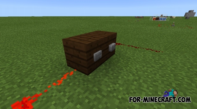 how to make a pressure plate trap in minecraft pe