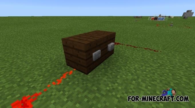 how to make a pressure plate trap in minecraft pe