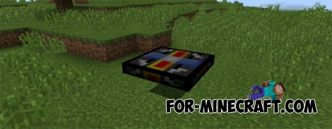 Elemental Armor mod for Minecraft PE 0.11.1 / 0.11.0
