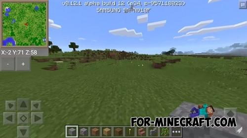 Minecraft Spielen Deutsch Mini Map Para Minecraft Bild - Mini map para minecraft 1 11 2