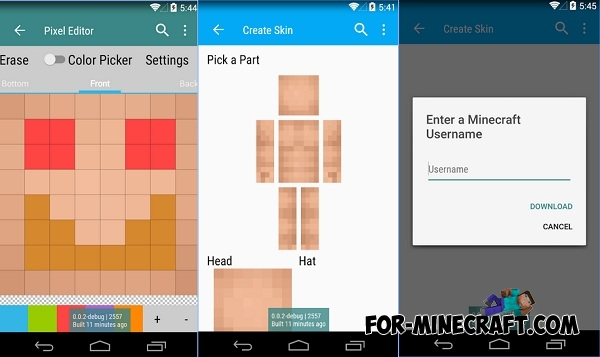 Mod Maker for Minecraft PE - Apps on Google Play