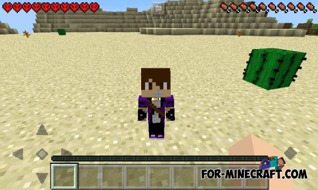 Wife Mod V For Minecraft PE - Skins para minecraft pe 0 15 4