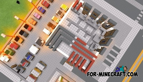 New Craft City Map For Minecraft Pe 0 12 1 0 12 2