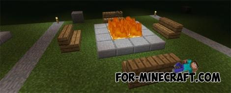 Furniture Ideas Map For Minecraft Pe 0 12 1