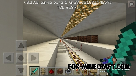 Musica Mario map for Minecraft PE 0.13 [Builds]