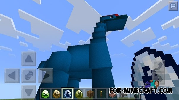Jurassic pocket mod for minecraft pe 0130 gumiabroncs Gallery