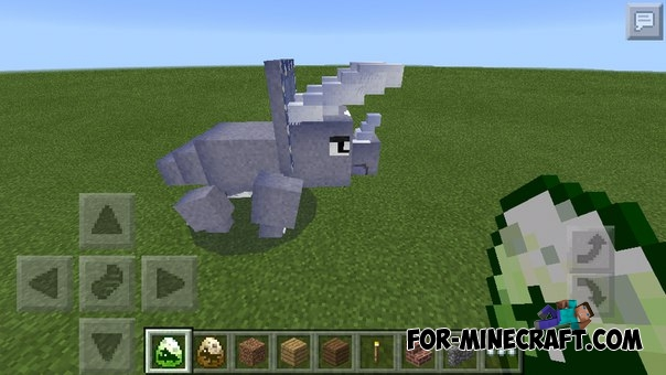Jurassic pocket mod for minecraft pe 0130 gumiabroncs